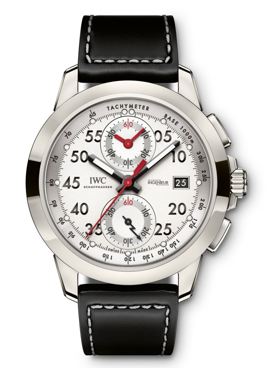 183d2881e62 TimeZone   Industry News » N E W M o d e l - IWC Ingenieur Chronograph  Sport Edition 50th Anniversary Mercedes