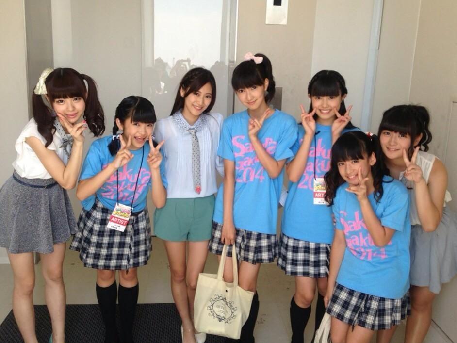 now-im-sane:  Twitter / sakura_shokuin: アイドリング‼!さんと今から屋上ではっちゃけますよー(*^^ …  アイドリング‼!さんと今から屋上ではっちゃけますよー(*^^*) アメリカまで飛んでいけ〜 pic.twitter.com/S0jW...