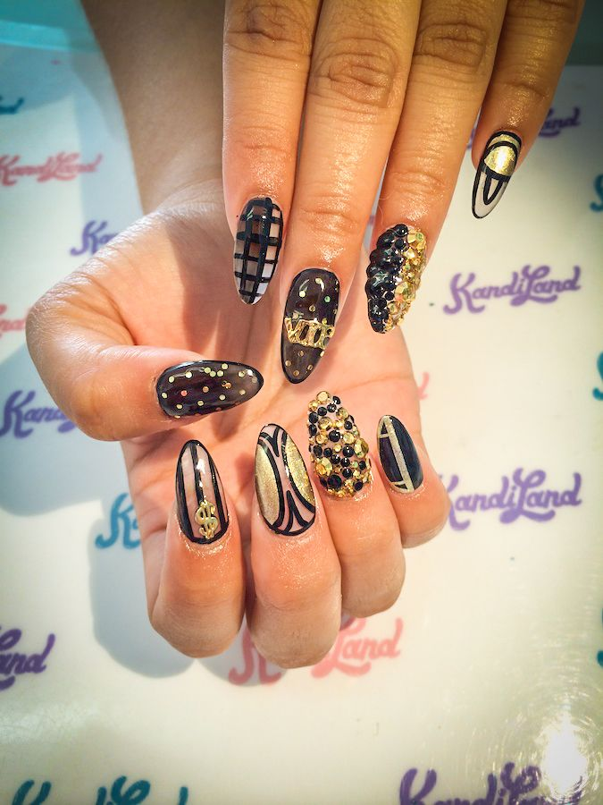 nicki minaj nails - Google Search | #NailHeaven | Pinterest
