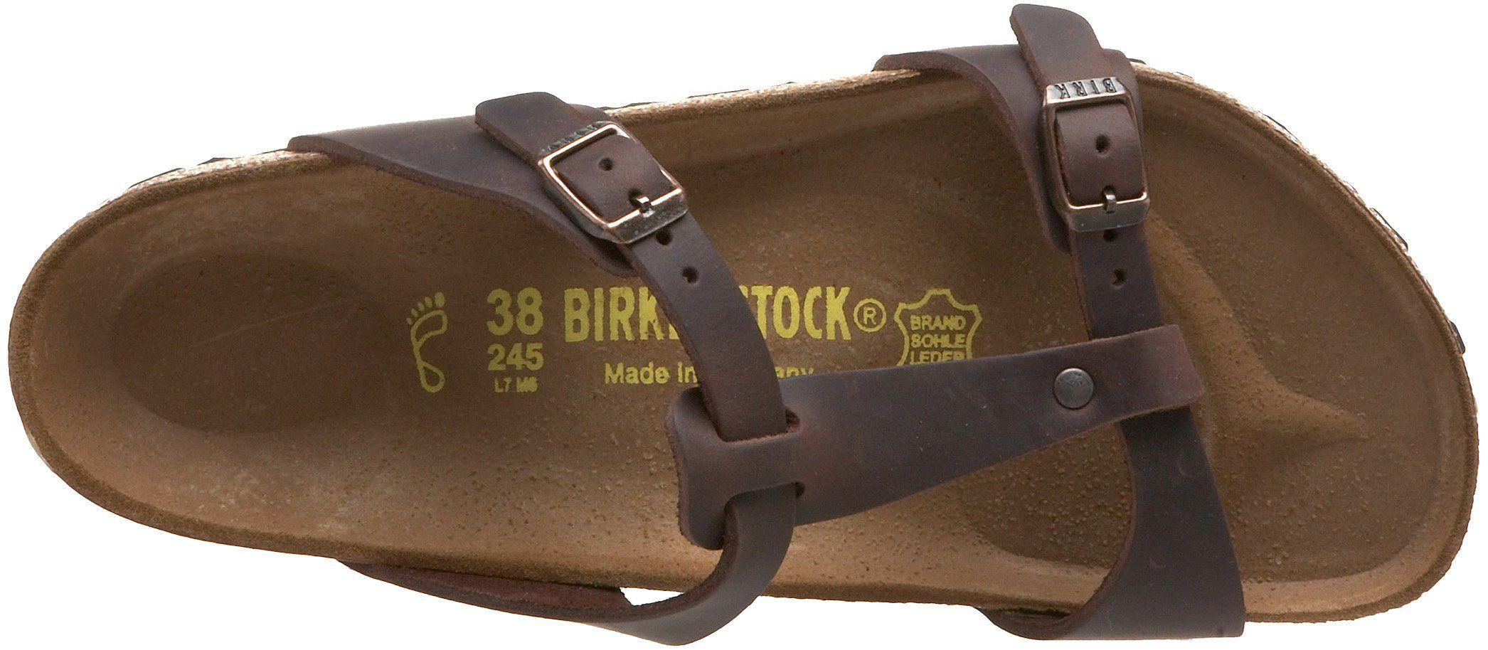 33ee7ea71745 Birkenstock Larisa sandals T Strap Sandals