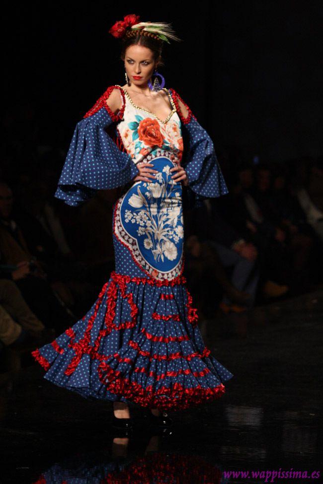 Flamenco Fashion by  Ana Morón, 2013