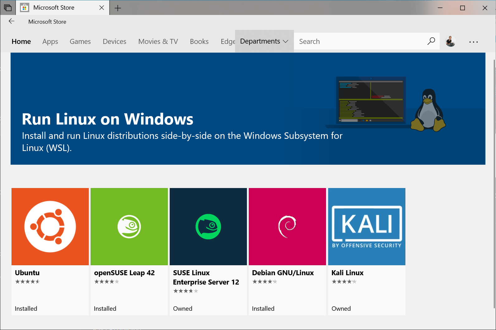 Install Windows Subsystem For Linux Wsl On Windows 10 Microsoft Docs In 2020 Windows 10 Linux Windows