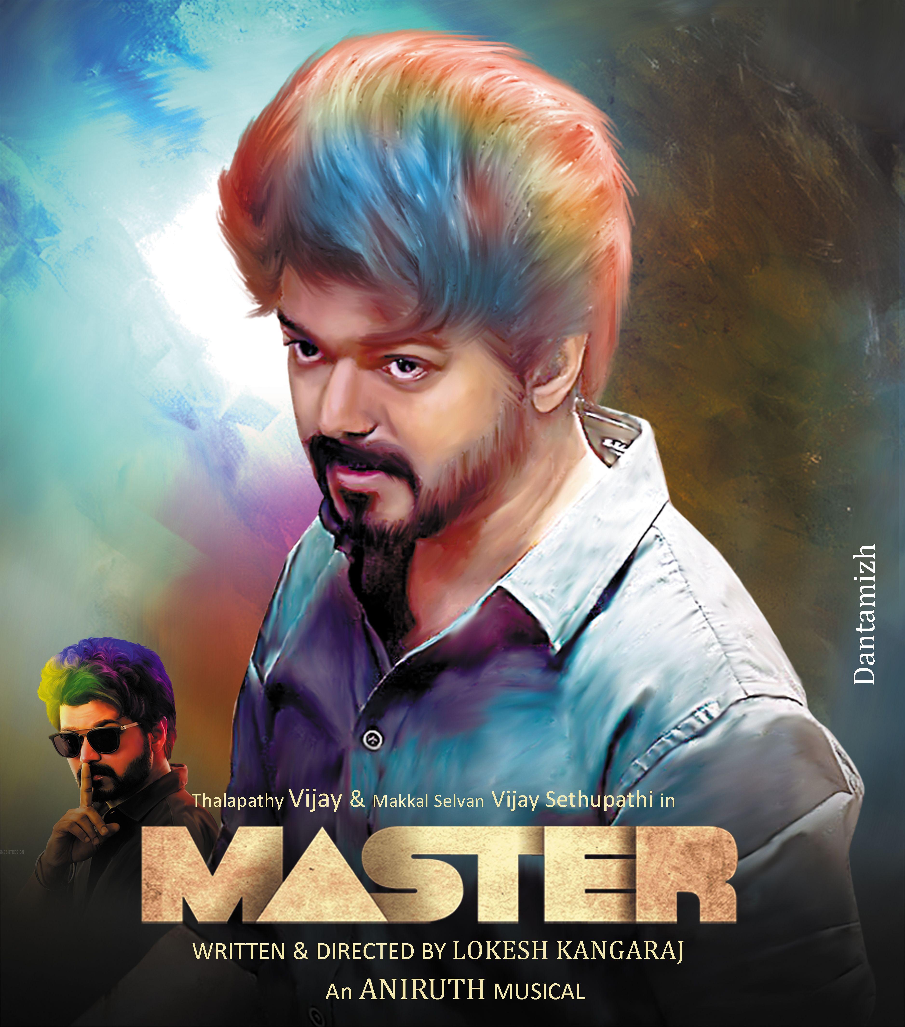 Master Vijay In 2021 Movie Photo Master Painting Photos