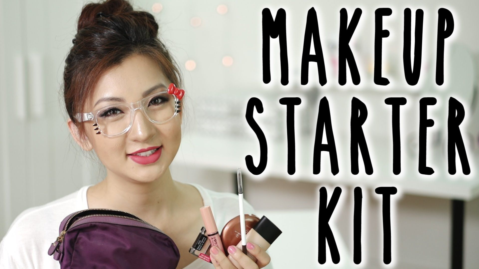 Makeup Tutorial for Beginners Drugstore Starter Kit