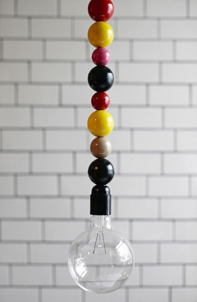 Beads!  From Dottir Sonur
