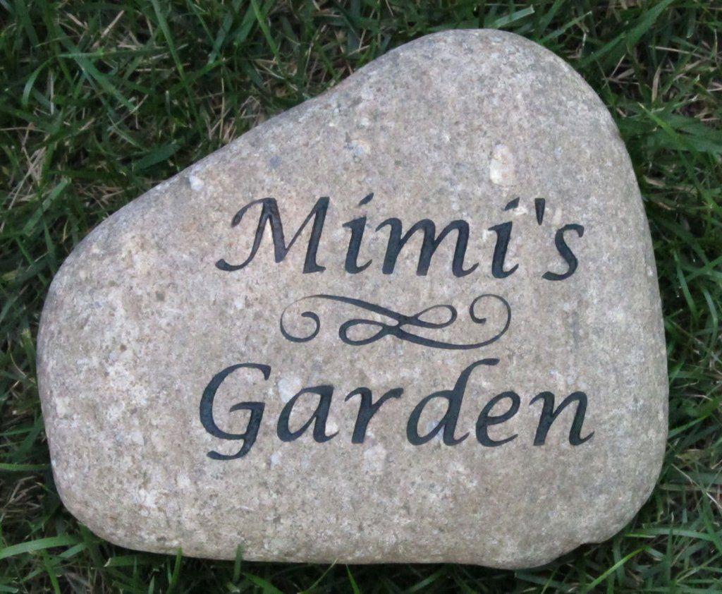 80th Birthday Gift, Garden Stone, 89 Inch 80th birthday