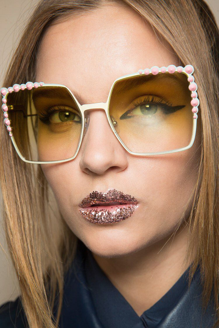 ce051cde85c27 Fendi - Spring Summer 2017 SS17 Ready-to-Wear Squared sunglasses