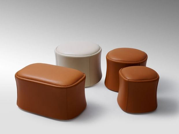 huge selection of 947d2 a6df6 Fendi Casa - Fida pouf | F - OTTOMAN & STOOLS | Bentley ...