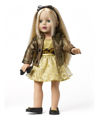 "Glamour in Lace - Isaac Mizrahi 18"" Play Doll from Madame Alexander"