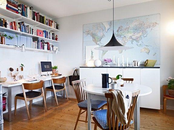 indretning lille lejlighed Indretning af lille lejlighed   Bungalow5 | Interior | Pinterest  indretning lille lejlighed