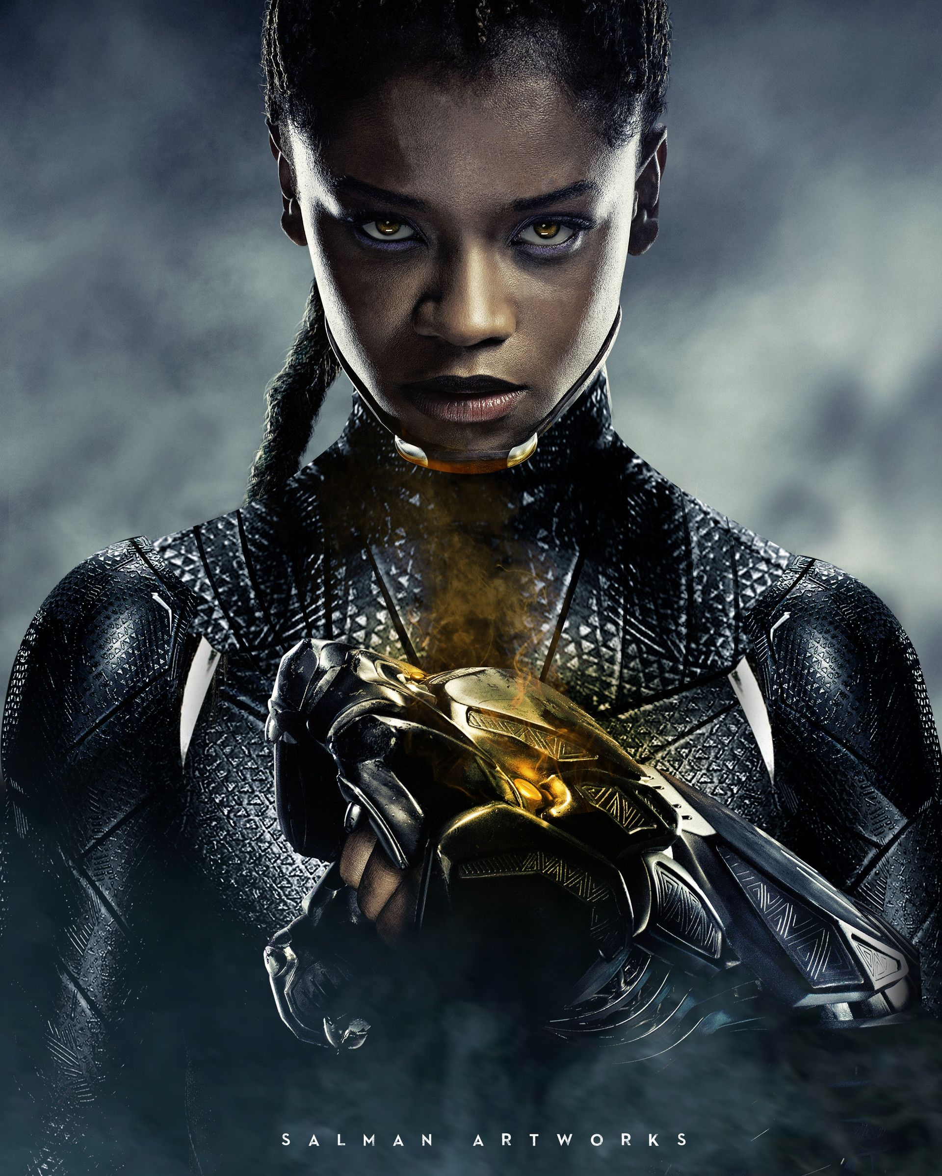 Shurie / Black Panther