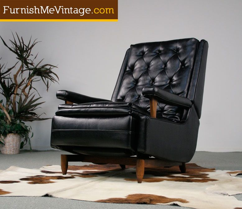 Mid Century Modern Easy Chair Recliner Mid Century Modern Easy