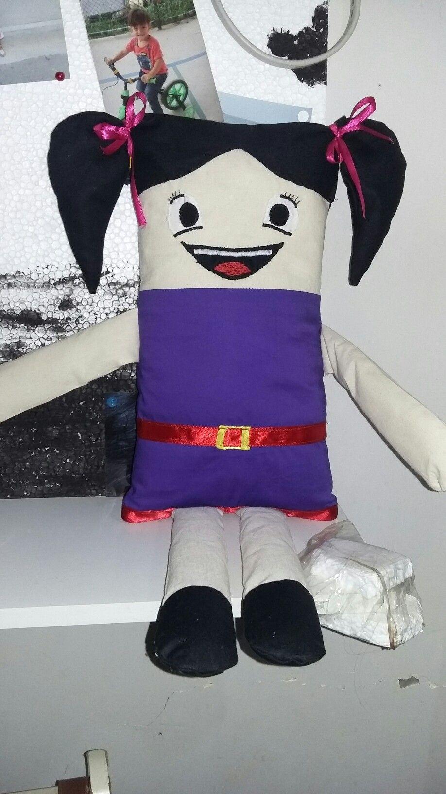 Naninha Luna 45cm