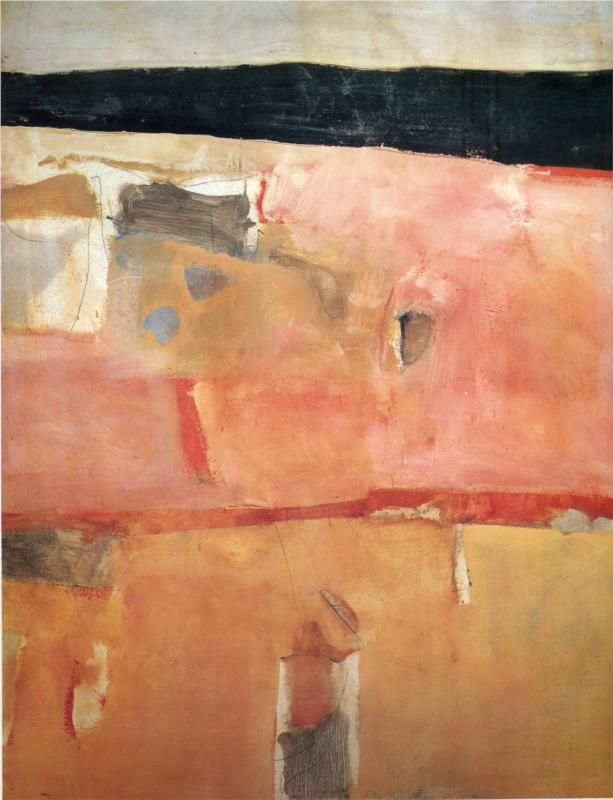 Albuquerque No. 11 by Diebenkorn WikiPaintings.org