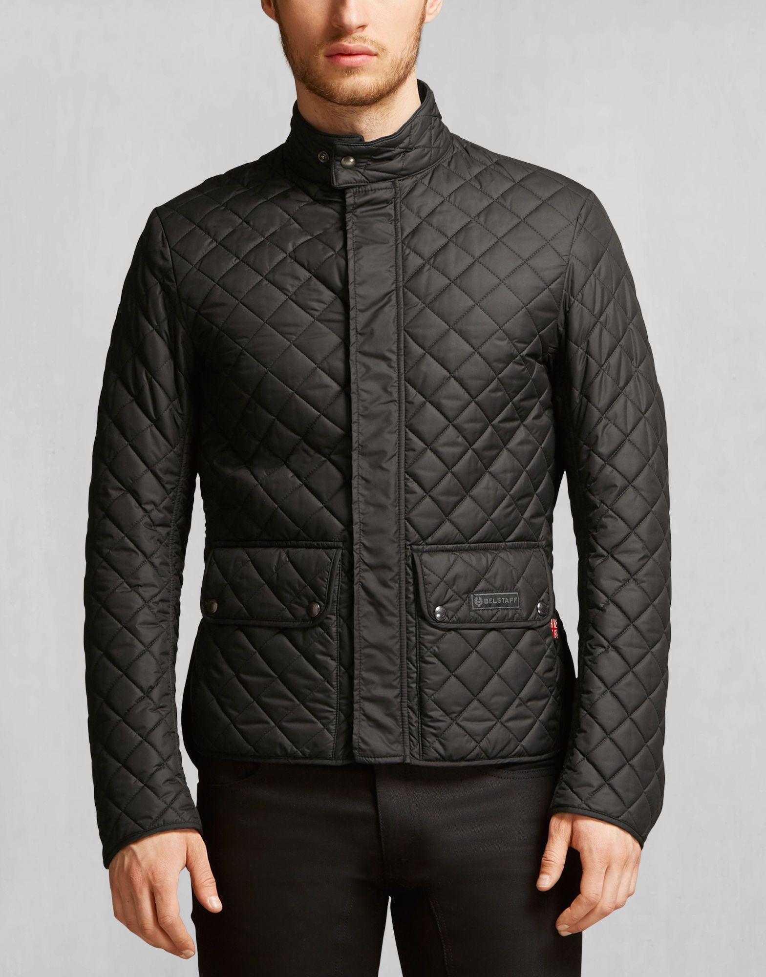 Wilson Quilted Jacket | Men's Designer Jackets & Coats | Belstaff