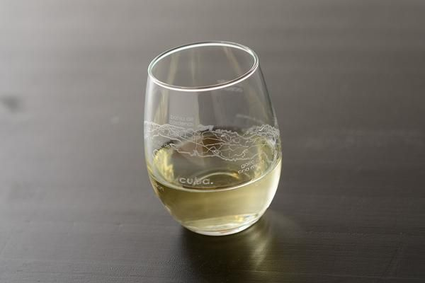 Cuba Island Stemless Wine Glass