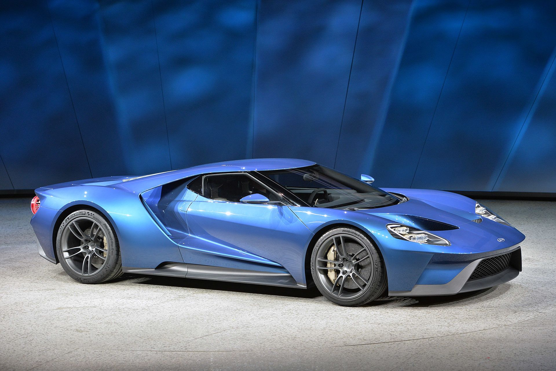 The Ford Gt Concept Takes Its Place Of Honor On The Cover Of The Upcoming Release Of Forza Motorsport  For Xbox One