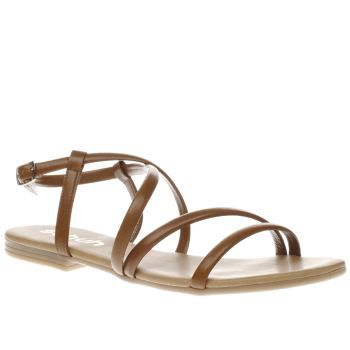 Schuh Tan Essential Ii Womens Sandals Versatile and effortless summer  styling is served up fresh from