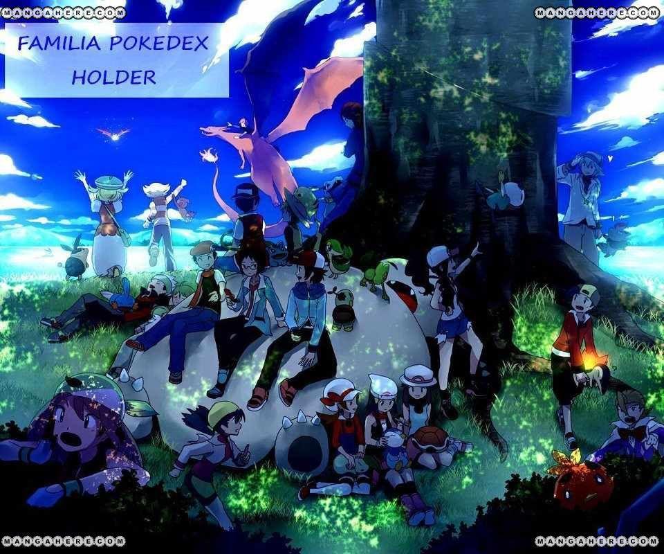 Pokemon Adventures manga capitulos 517 en Español Página 1