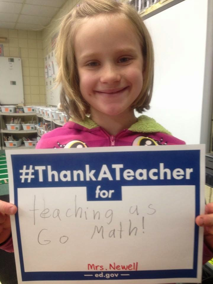 Technology Tailgate: #ThankATeacher