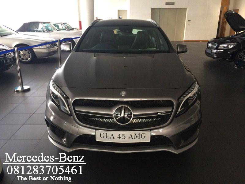Harga Mercedes Benz Gla 45 Amg Mercedes Benz Jakarta