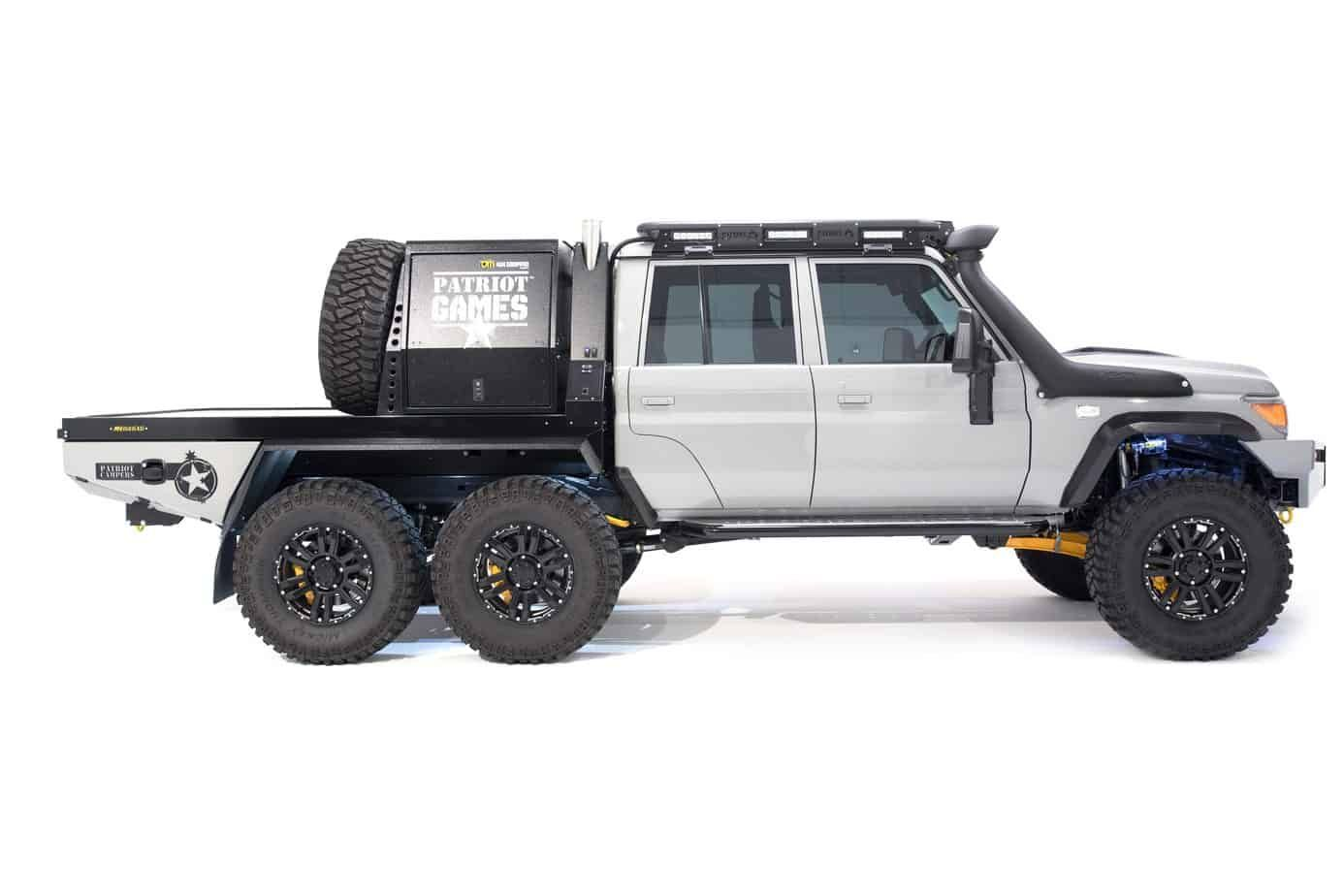 Pin On Off Road Vehicle