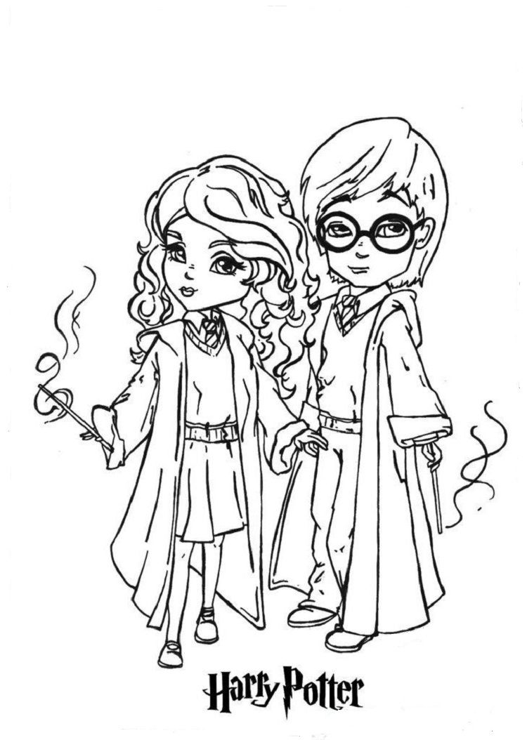 Cute harry potter coloring pages check more at http coloringareas com