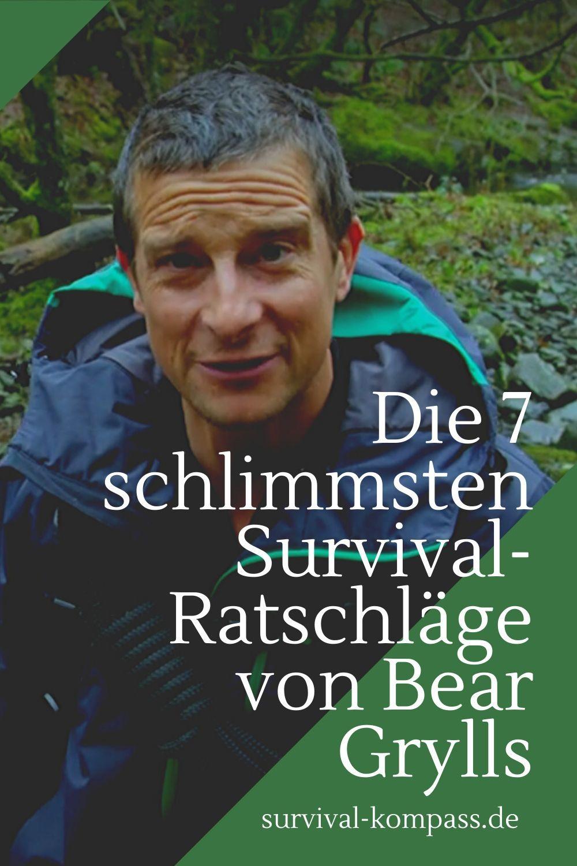 Bear Grylls Deutsch