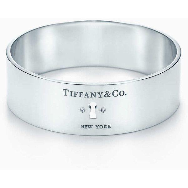 Tiffany 1837® wide cuff in sterling silver, large. | Tiffany & Co.