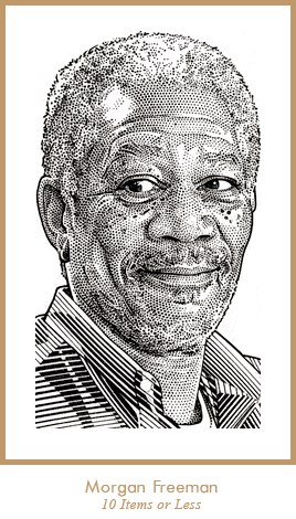 The Wall Street Journal Hedcut Example | African Art...Beautiful ...
