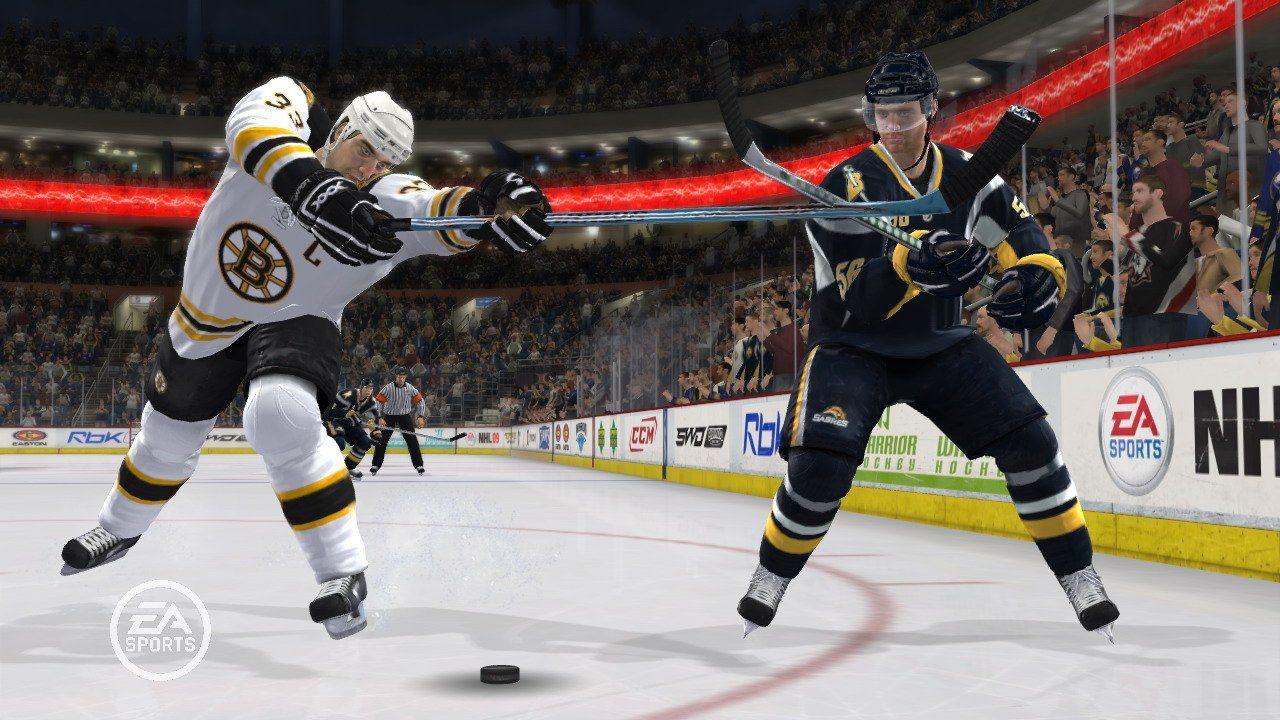 Скачать ice hockey 3d (хоккей с шайбой 3d) на андроид бесплатно.