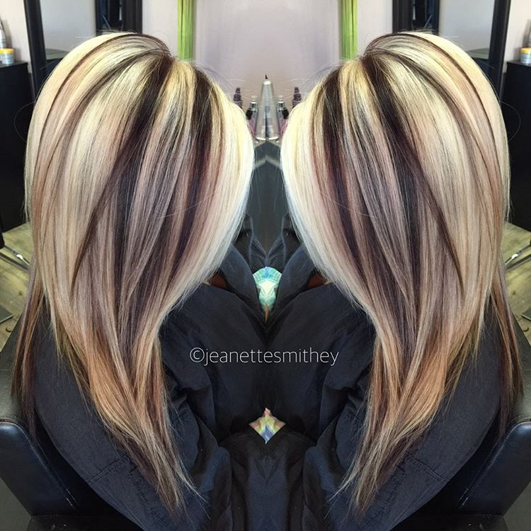 Jeanette Smithey On Instagram Highlights Matrix Redken Rootshairstudio Jeanettesmithey Lows Hair Styles Hair Highlights Hair Color
