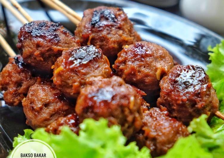 Resep Bakso Bakar Madu Oleh Susi Agung Resep Resep Makanan Asia Resep Masakan Makanan Pedas