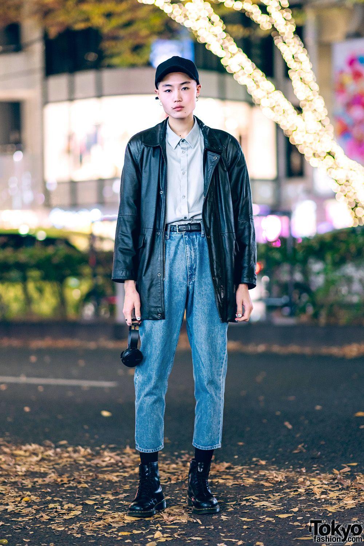 Harajuku Remake Street Style w Cutout Sleeve Jacket, Warp