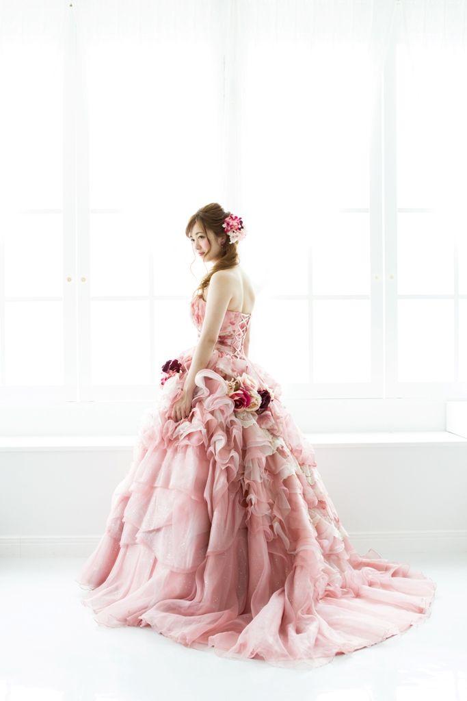e07bb3540e6f9 colordress カラードレス 大手他店参考価格38万→98