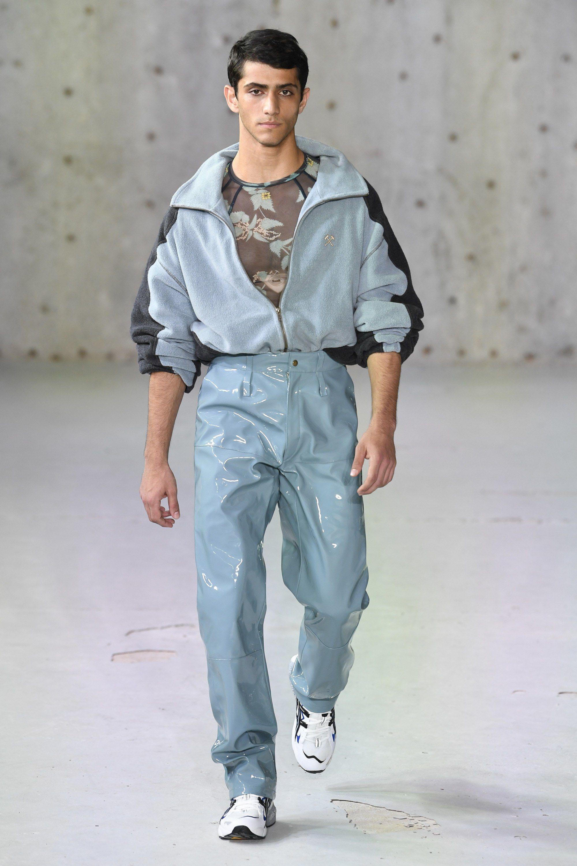 5240fbb502f54 GmbH Spring 2019 Menswear Fashion Show in 2019   S/S '18 Men's ...