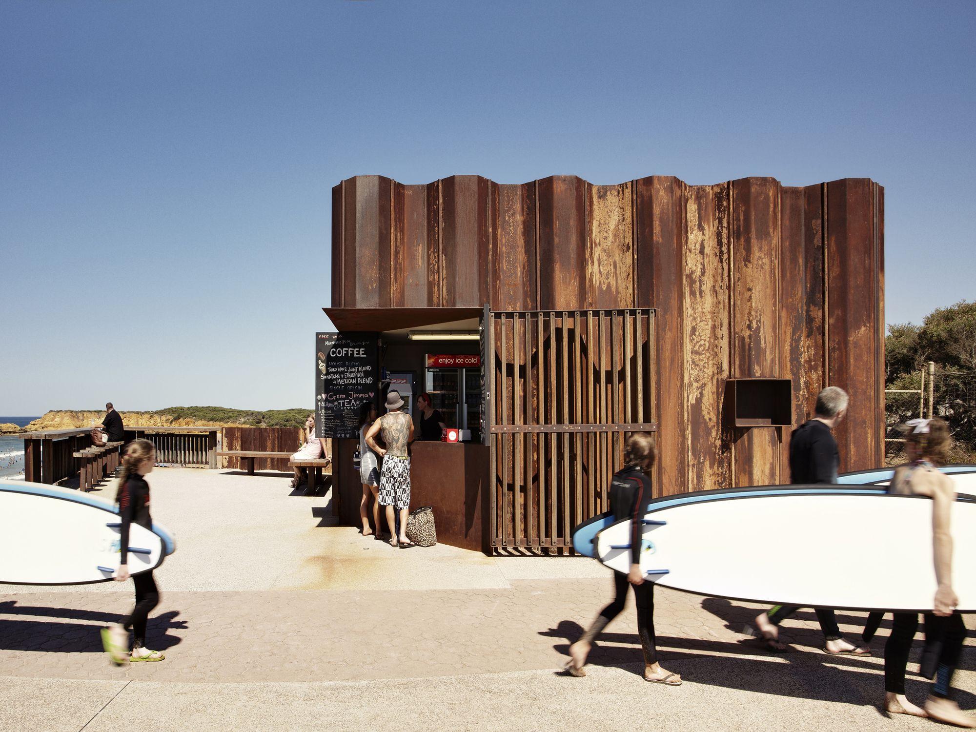 Quiosque Third Wave / Tony Hobba Architects