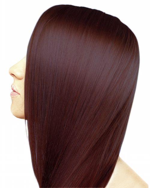 Permanent Creme Hair Color Black Cherry Liquid Hair Ion Hair