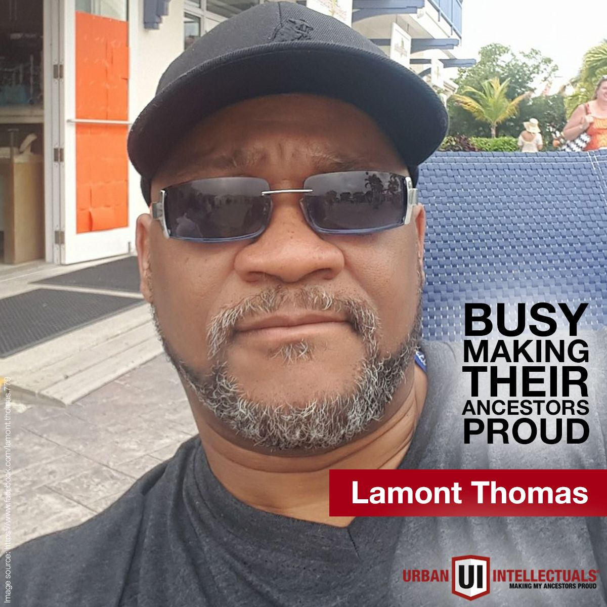 Lamont Thomas • Single father works as a caterer in