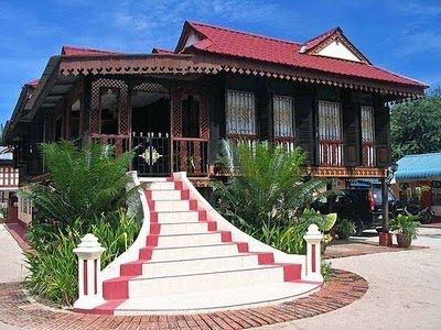 10 Traditional Kampung Village Houses In Malaysia