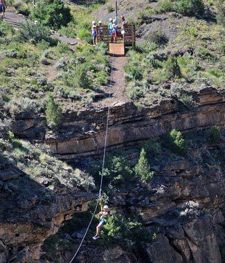 Zip Line Photos And Pictures Of Ziplining By Zipadventures Com Ziplining Colorado Vacation Zipline Adventure
