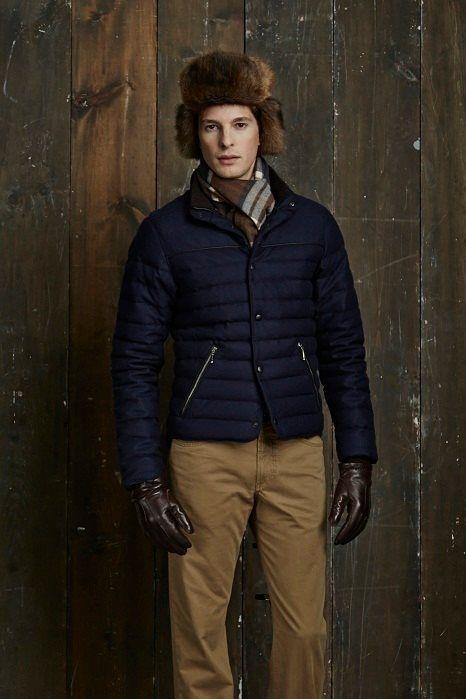 Un look con mucho estilo para la temporada invernal