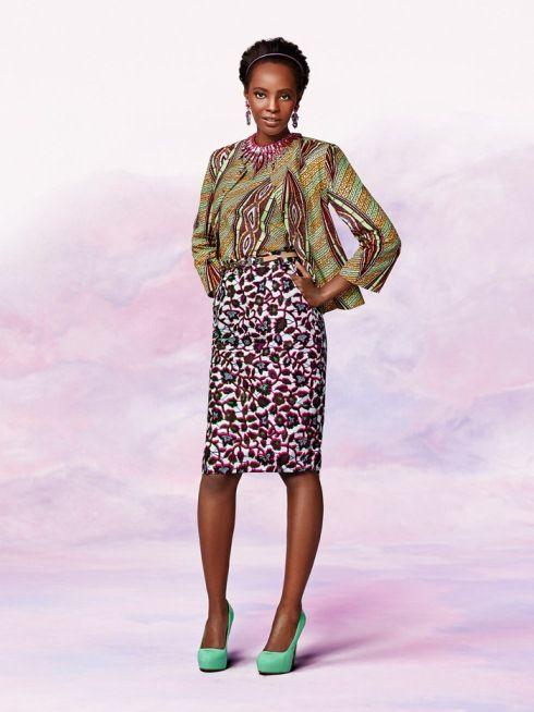 Vlisco collection bloom pagnifik designers pr t porter haut de gamme afro fashion week - Pret a porter haut de gamme ...