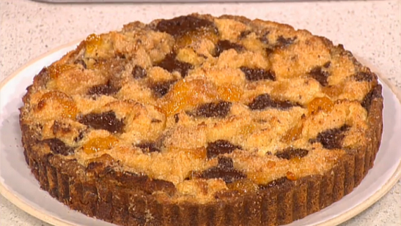 Banana Cake Recipe Jamie Oliver: Jamie Oliver Chocolate Panettone Bread And Butter Pudding