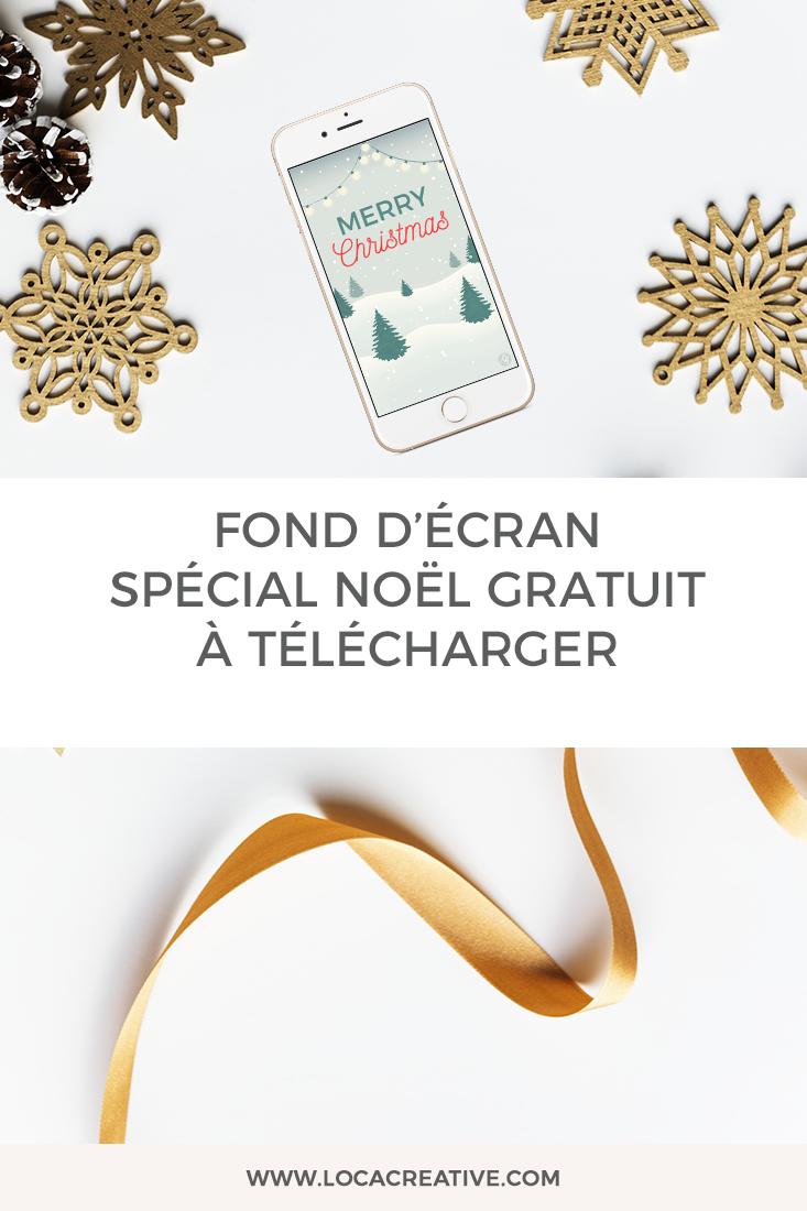Fond D écran De Noël Gratuit à Télécharger Pour Vos