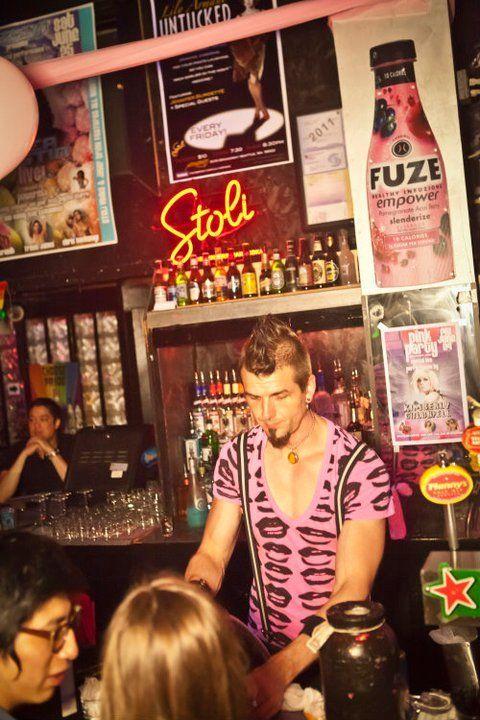 Lesbian bar and seattle