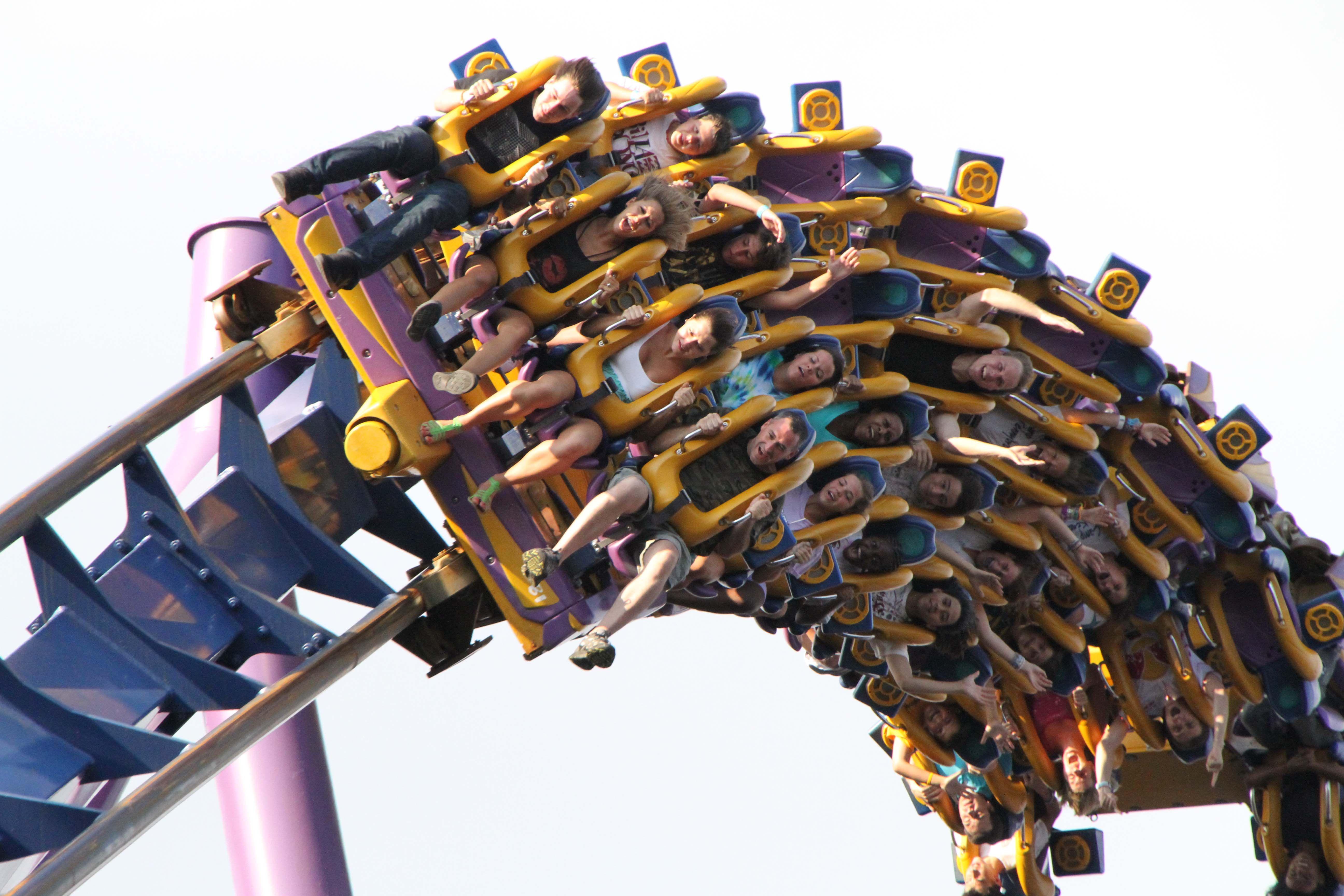 Six Flags Bizarro
