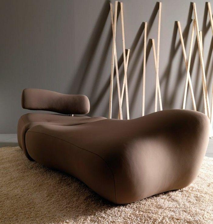 Relax Stuhl für das Wohnzimmer oder die Privatecke - wohnzimmer rot grau beige