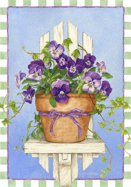 """""""Viola Garden"""""""