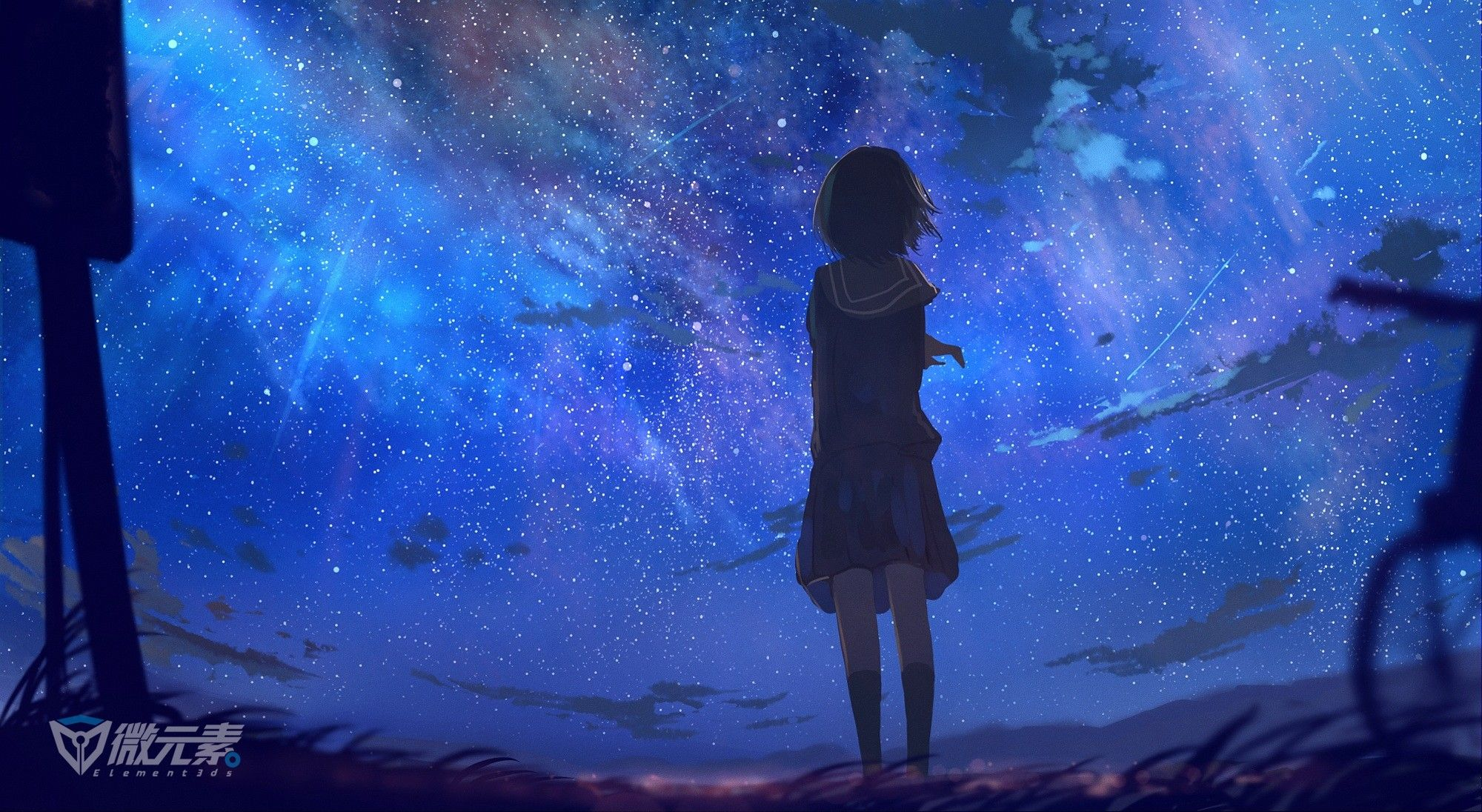 Image Result For Anime Wallpapers For Chromebook Cute Anime Wallpaper Anime Wallpaper Anime Galaxy